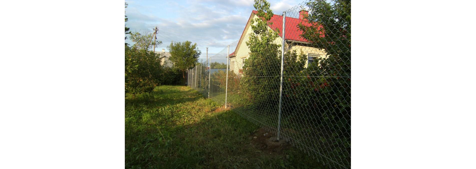 tinklo tvoros
